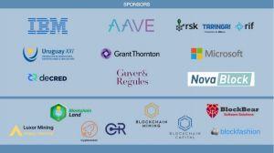 blockchain summit global sponsors