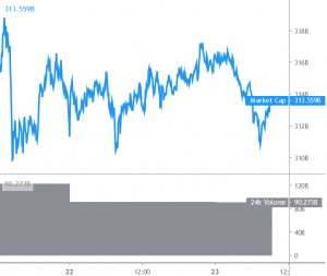 Bitcoin und Altcoins versuchen sich zu stabilisieren 101