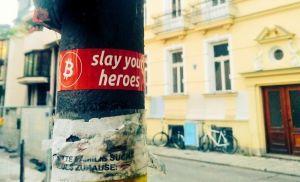 New Initiative Rewards Artists For Bitcoin Street Art 101