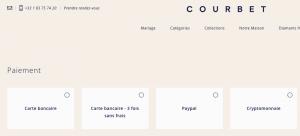 Achetez vos bijoux avec du Bitcoin grâce à Courbet et Lunu 103