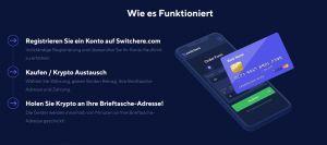 Börse Check: Switchere 101
