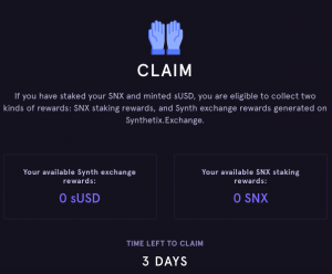 DeFi Unlocked: How to Earn Crypto Investment Income on Synthetix 106