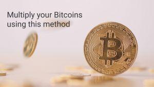 Nhân những bitcoin này