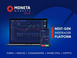 Why should traders and investors trade cryptocurrencies with a CFD broker like Moneta... 101