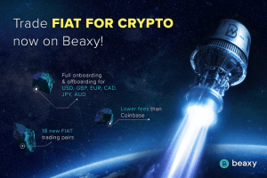 Beaxy exchange