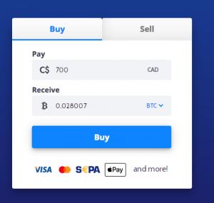 Coinmama, le premier échange crypto à intégrer officiellement Apple Pay 102