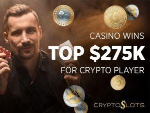 How One Crypto Player's Winnings have Reached 5k at CryptoSlots in Two Years 101