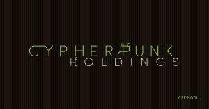 cypherpunk holdings