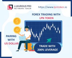 Luxurious Pro Network Token