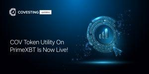 Covesting Reveals Surprise COV Token Burn To Celebrate Utility Implementation Launch 101