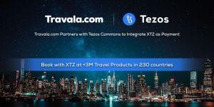 Travala.com s'associe à Tezos Commons pour intégrer XTZ comme moyen de paiement 101