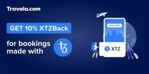 Travala.com s'associe à Tezos Commons pour intégrer XTZ comme moyen de paiement 102