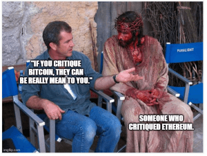 Green Markets, Red Markets, Meh Markets and 20 Crypto Jokes 103