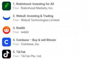 Retail Investors Flock to Coinbase While It's Preparing For a Direct Listing 102