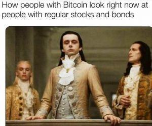 Battling Wall Street, Sheriff of Nottingham, High Doge and 20 Crypto Jokes 105
