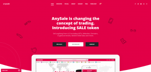 AnySale: Marketplace, Exchange, and Game Powered by SALE 101