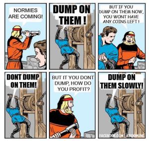 Pumping, Dumping, Rallying, Jumping and 20 Crypto Jokes 103