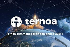 Ternoa commence bien son année 2021 ! 101