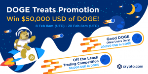 Téléchargez l'application Crypto.com pour participer au concours: https://crypto.com/app/b2wdhev3p4