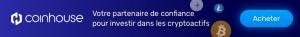 La plateforme régulé Coinhouse / http://www.coinhouse.com/r/179207