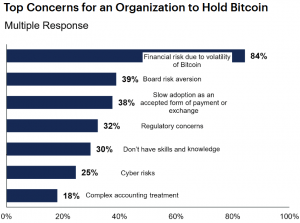 CFOs and Financial Advisors Have Different Concerns About Bitcoin 102