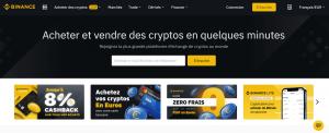 Tutoriel Binance : Acheter & vendre des cryptos ; Tuto Binance complet en français 104