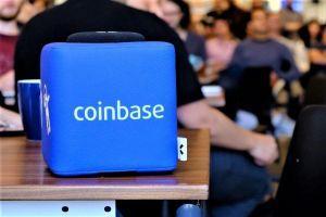 Coinbase syftar till 1 USD USD direkt i år 101