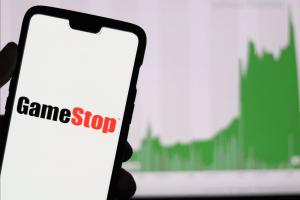 GameStop 'Round 2' börjar: GME hoppar på en annan berg-och dalbana 101