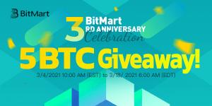 BitMart giveaway