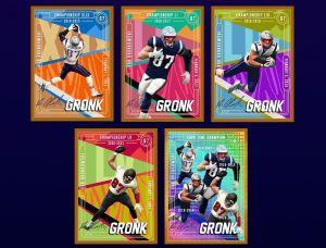 Super Bowl Champion Gronk Set to Auction His Own NFT Collection 101