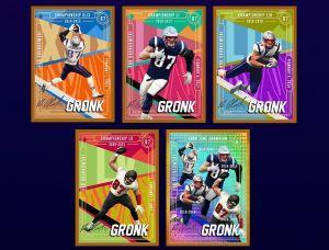 Super Bowl Champion Gronk är inställd på att auktionera sin egen NFT-samling 101