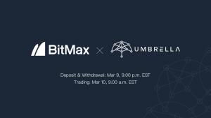 BitMax Paraply UMB