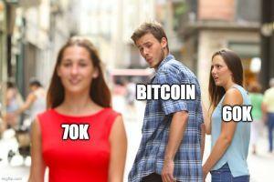 Le prix du Bitcoin (BTC) atteint un nouveau record historique: 60 000$ 102