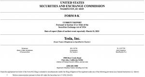 Elon Musk et le directeur financier de Tesla ont de nouveaux titres 103