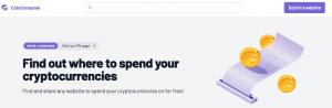 Les marchands sont invités à soumettre leur site s'ils acceptent les cryptomonnaies