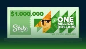 Stake annonce une course aux paris dotée d'une récompense d'un million de dollars 101