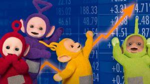 Teletubbies Lead the Madness as April Fool's Bitcoin Bedlam Runs Amok 101