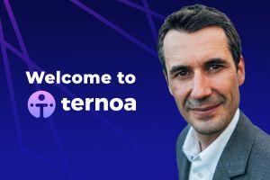 Dominique Pon rejoint l'aventure Ternoa! 101