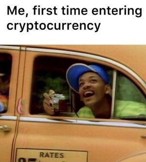Korrigeringar, förväntningar, retractions, BTCzations + 20 Crypto Jokes 104