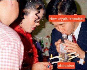 Korrigeringar, förväntningar, retraktioner, BTCzations + 20 Crypto Jokes 105