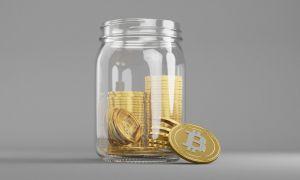bitcoin in a bottle