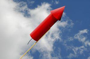 décollage fusée