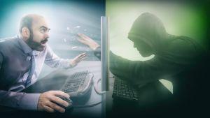 cyber attaque