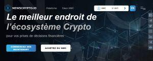 newscrypto homepage