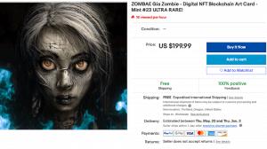 eBay autorise la vente de NFT sur sa plateforme 102