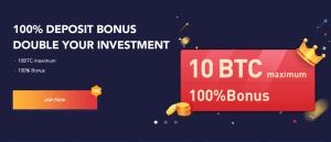 Bexplus offre un trading crypto avec effet de levier de 100x et double le montant de votre... 101