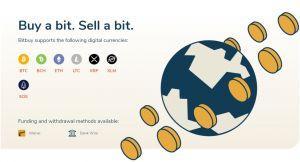 Cryptos disponibles sur Bitbuy