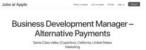 L'arrivée d'Apple dans les cryptomonnaies se confirme 102