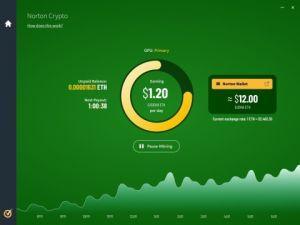 Norton Crypto Mining