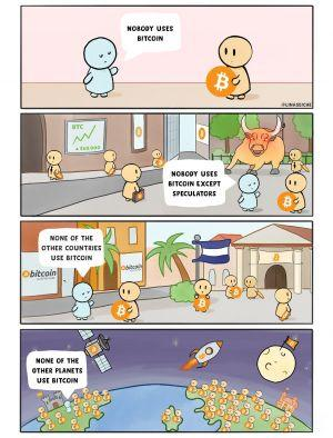 El Bitcoin, Supportive Lawmakers, FUDy Seizures and 20 Crypto Jokes 102